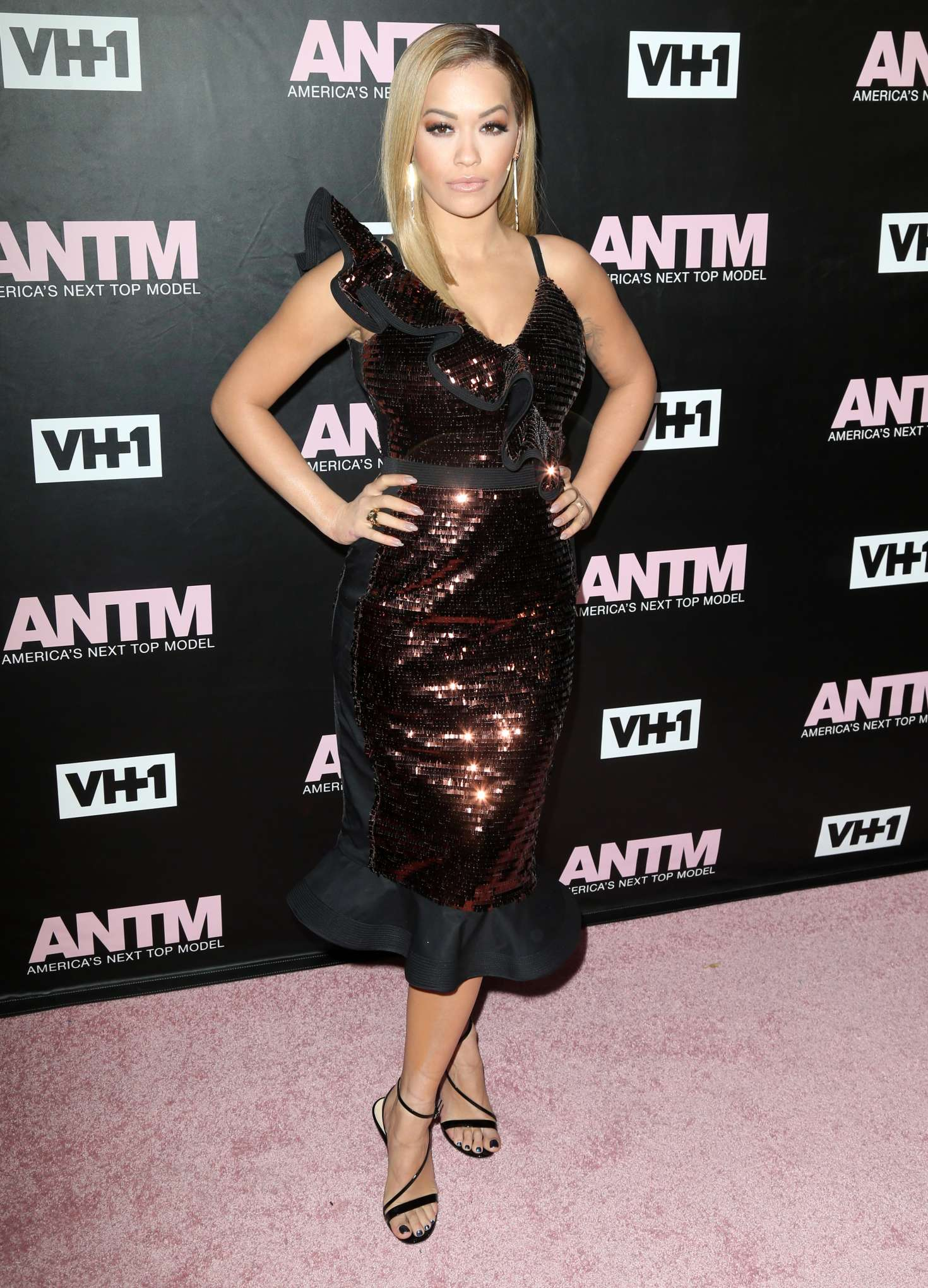 Rita Ora 2016 : Rita Ora: Americas Next Top Model Premiere Party -32