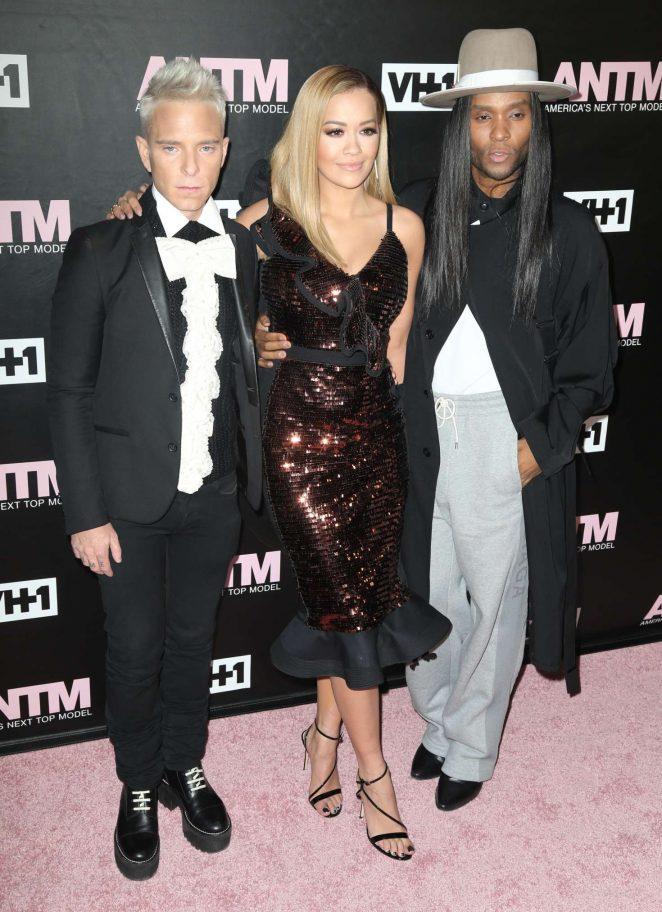 Rita Ora: Americas Next Top Model Premiere Party -34