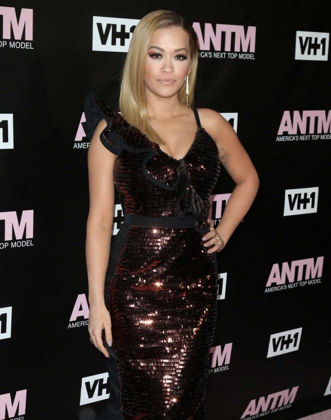 Rita Ora: Americas Next Top Model Premiere Party -36