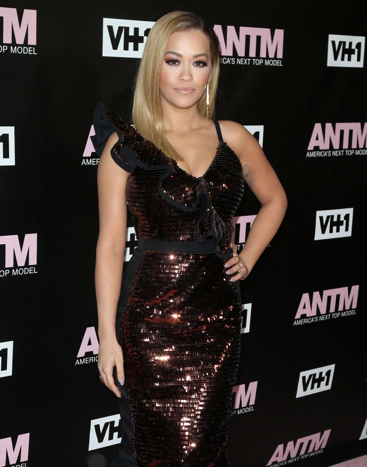Rita Ora 2016 : Rita Ora: Americas Next Top Model Premiere Party -36