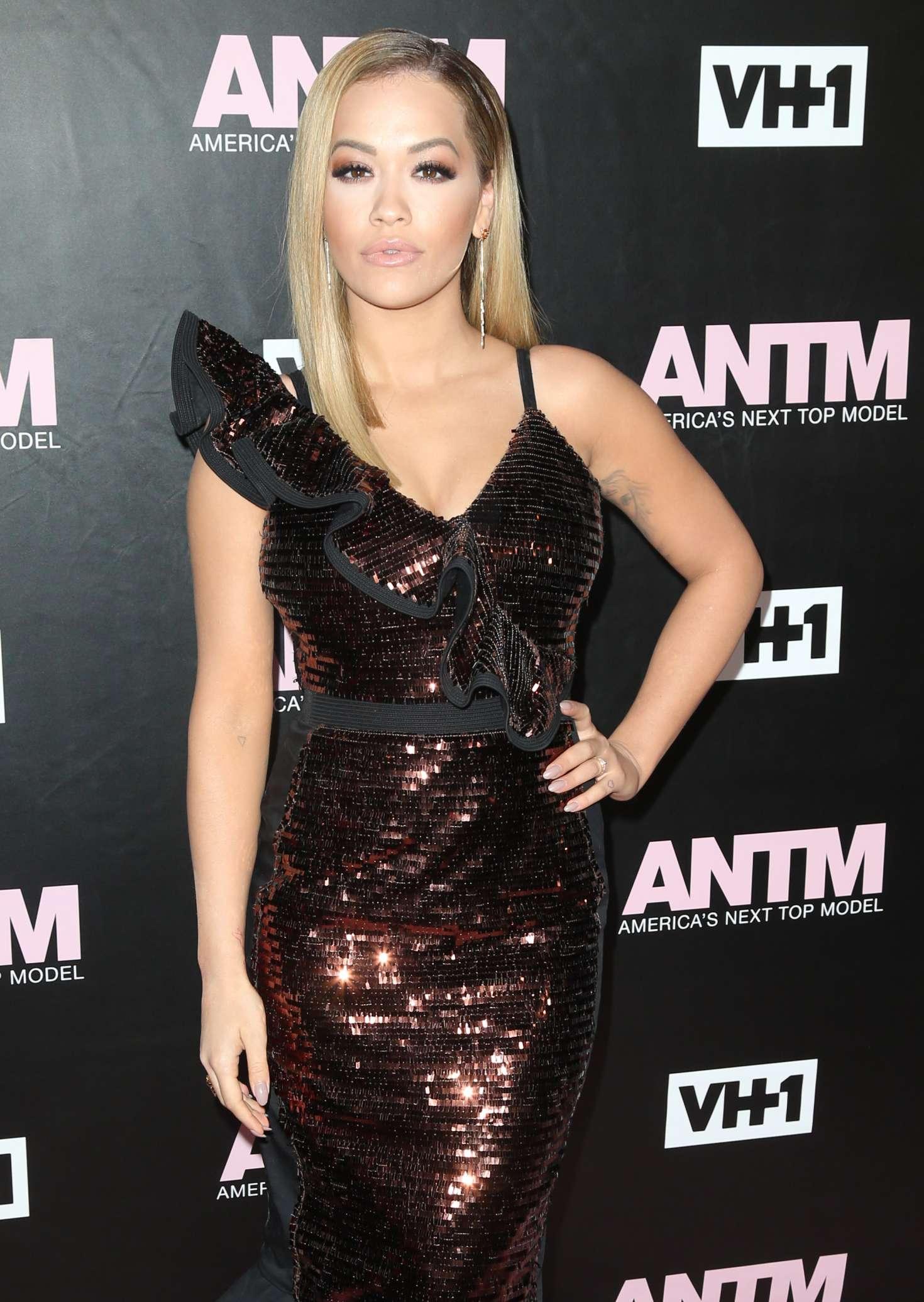 Rita Ora 2016 : Rita Ora: Americas Next Top Model Premiere Party -37