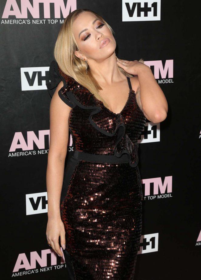 Rita Ora: Americas Next Top Model Premiere Party -38