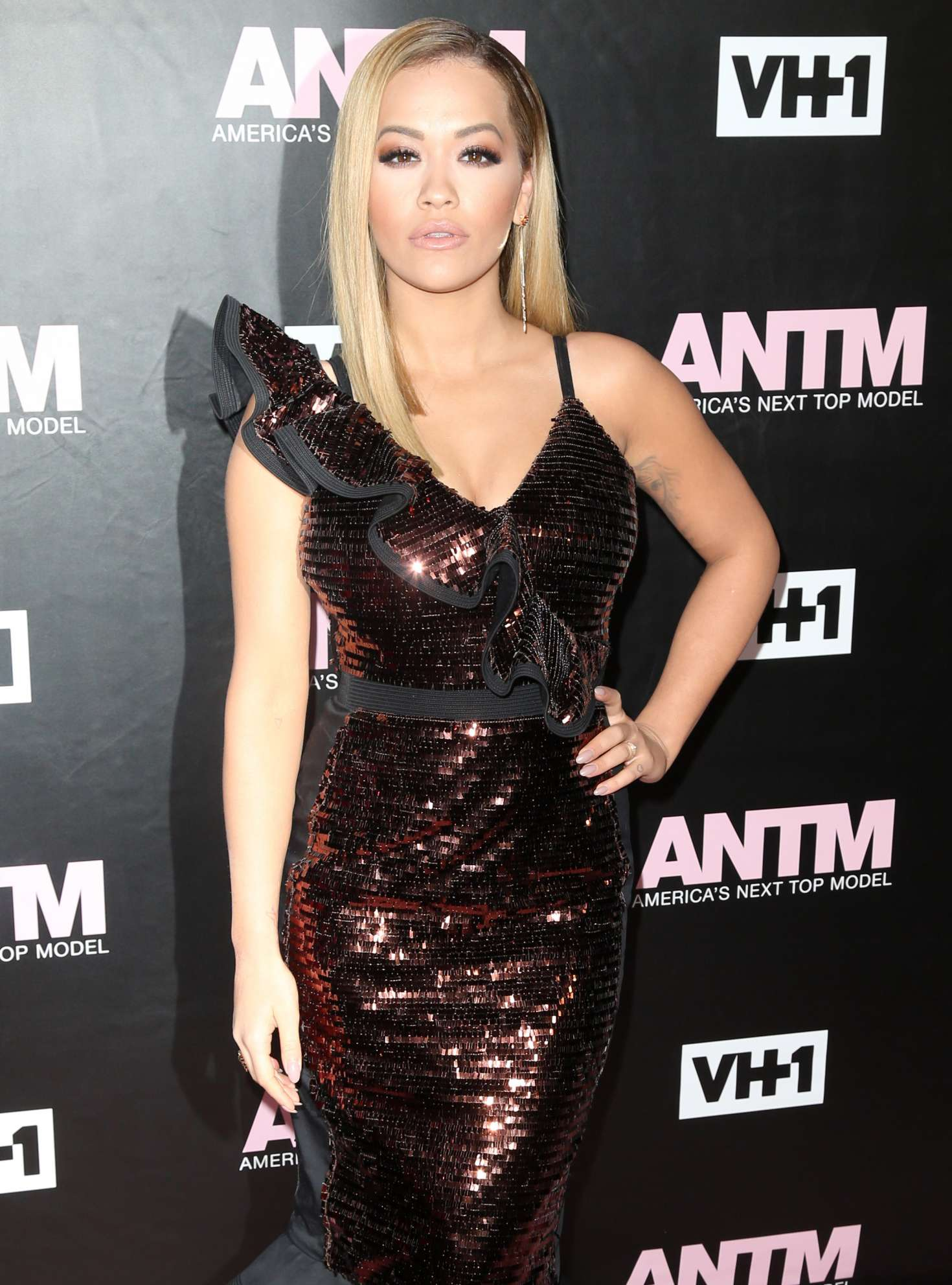 Rita Ora 2016 : Rita Ora: Americas Next Top Model Premiere Party -41