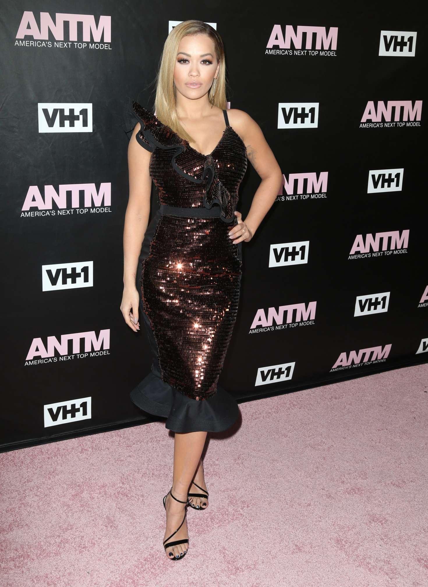 Rita Ora 2016 : Rita Ora: Americas Next Top Model Premiere Party -42