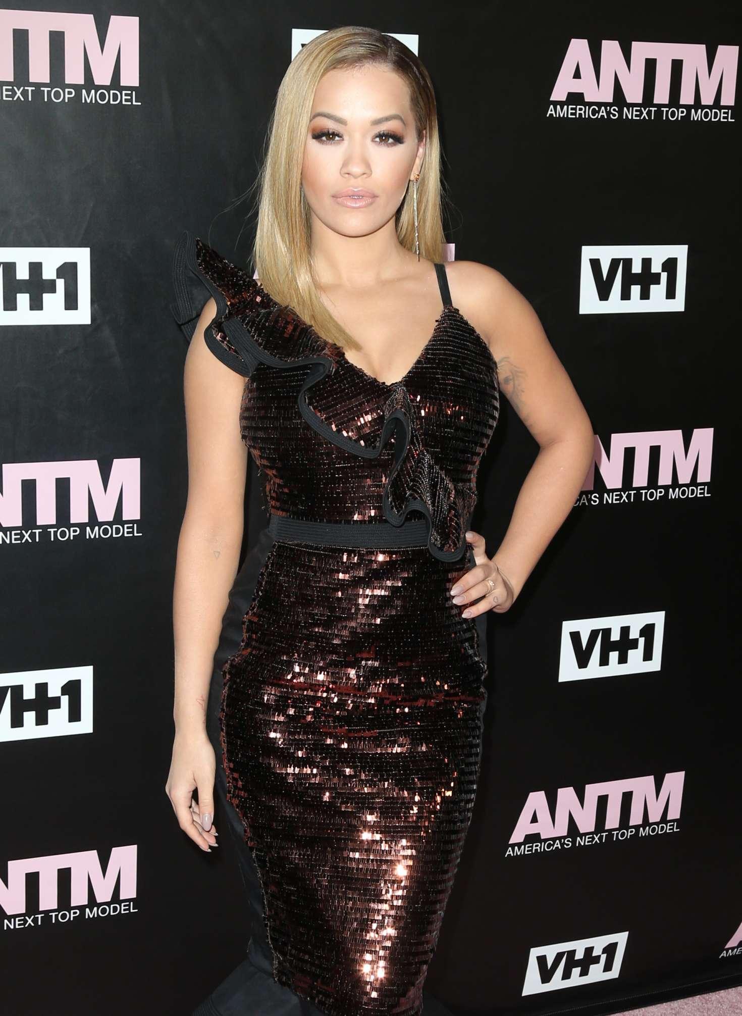 Rita Ora 2016 : Rita Ora: Americas Next Top Model Premiere Party -43