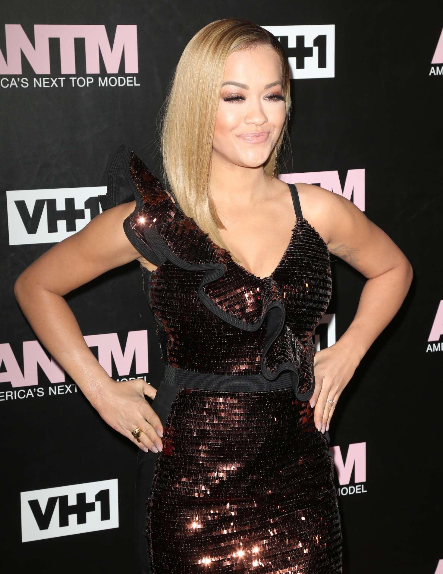 Rita Ora 2016 : Rita Ora: Americas Next Top Model Premiere Party -44