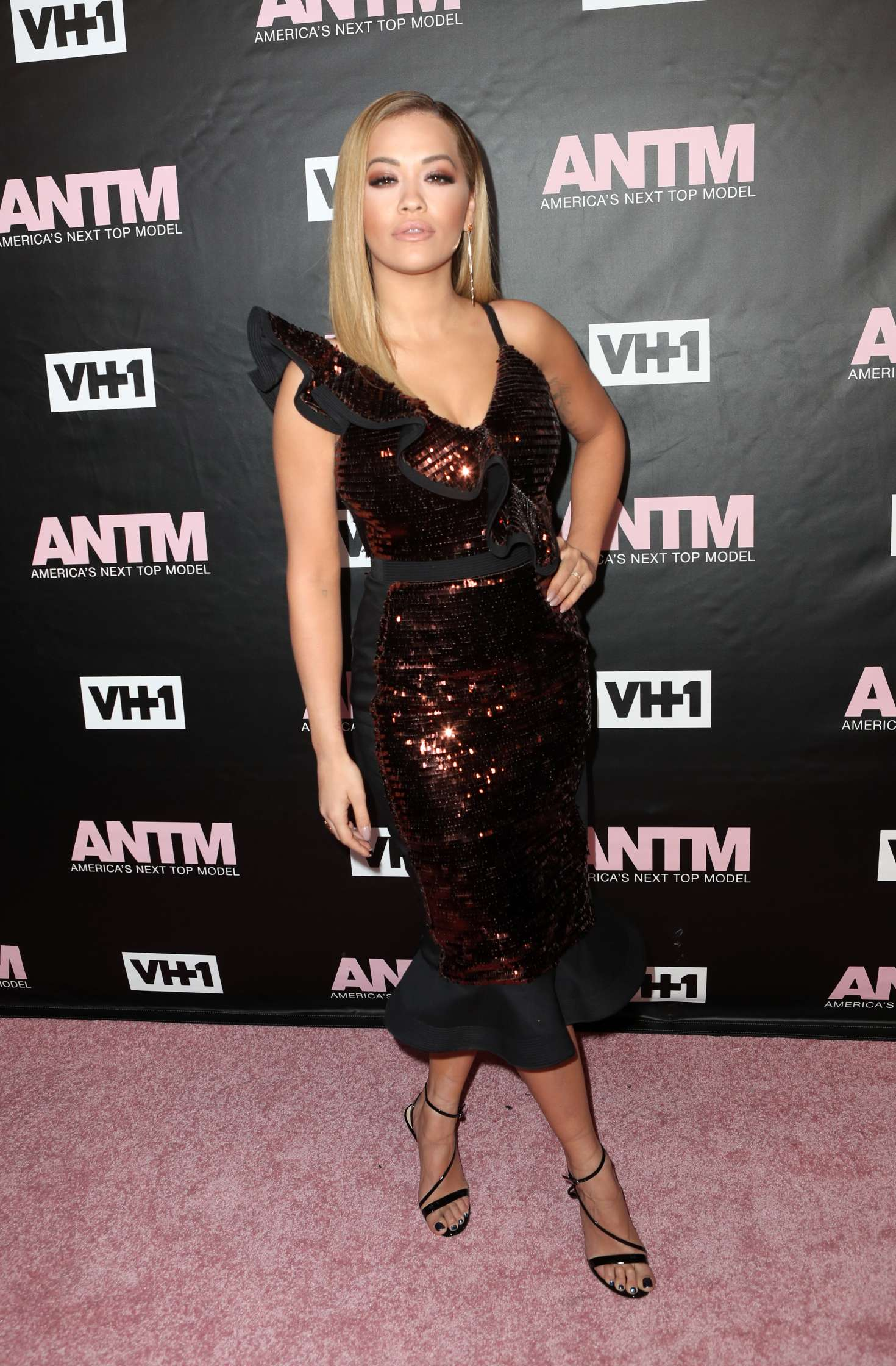Rita Ora 2016 : Rita Ora: Americas Next Top Model Premiere Party -46
