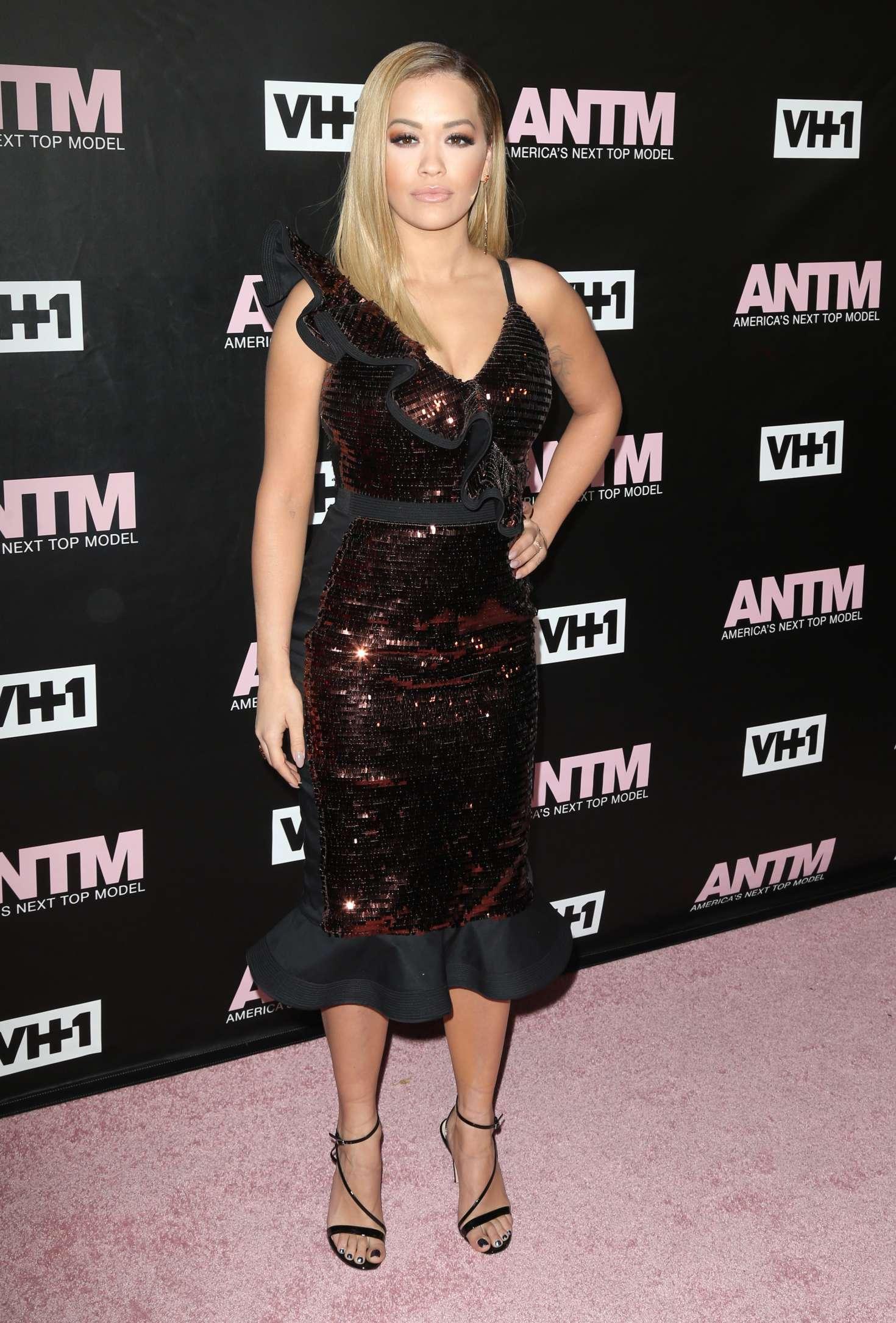 Rita Ora 2016 : Rita Ora: Americas Next Top Model Premiere Party -47