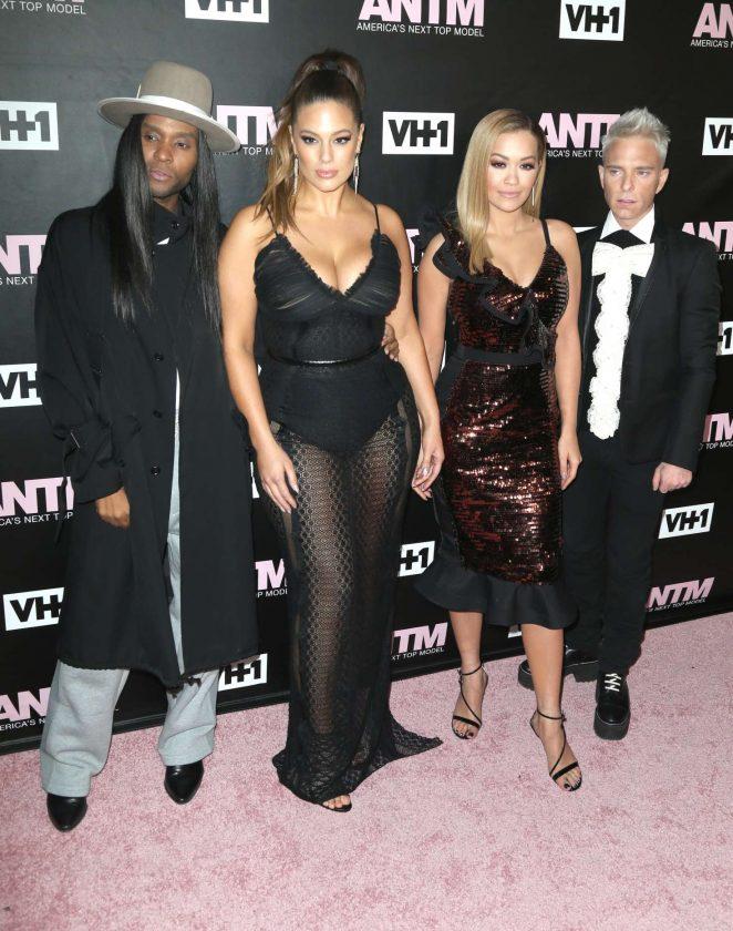 Rita Ora: Americas Next Top Model Premiere Party -48