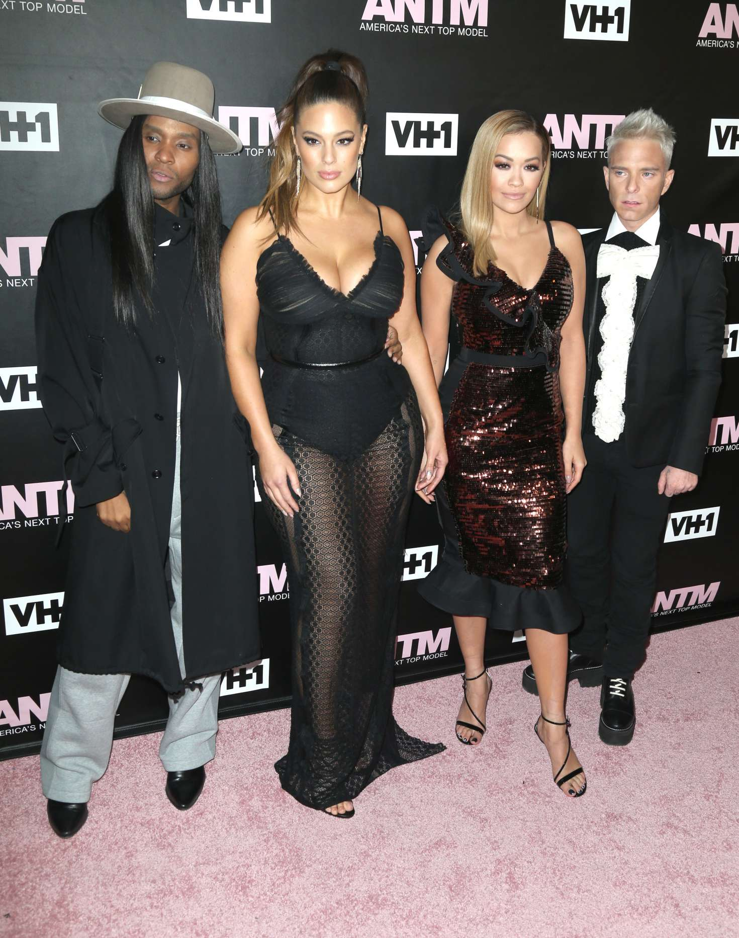 Rita Ora 2016 : Rita Ora: Americas Next Top Model Premiere Party -48