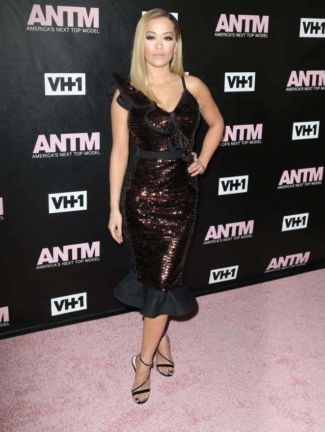 Rita Ora: Americas Next Top Model Premiere Party -49