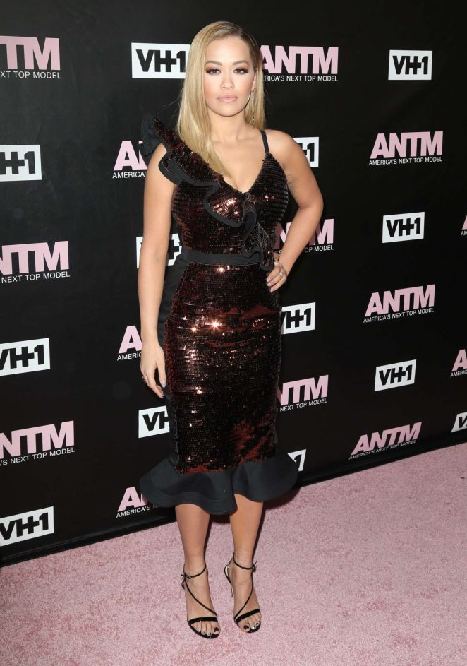 Rita Ora 2016 : Rita Ora: Americas Next Top Model Premiere Party -50