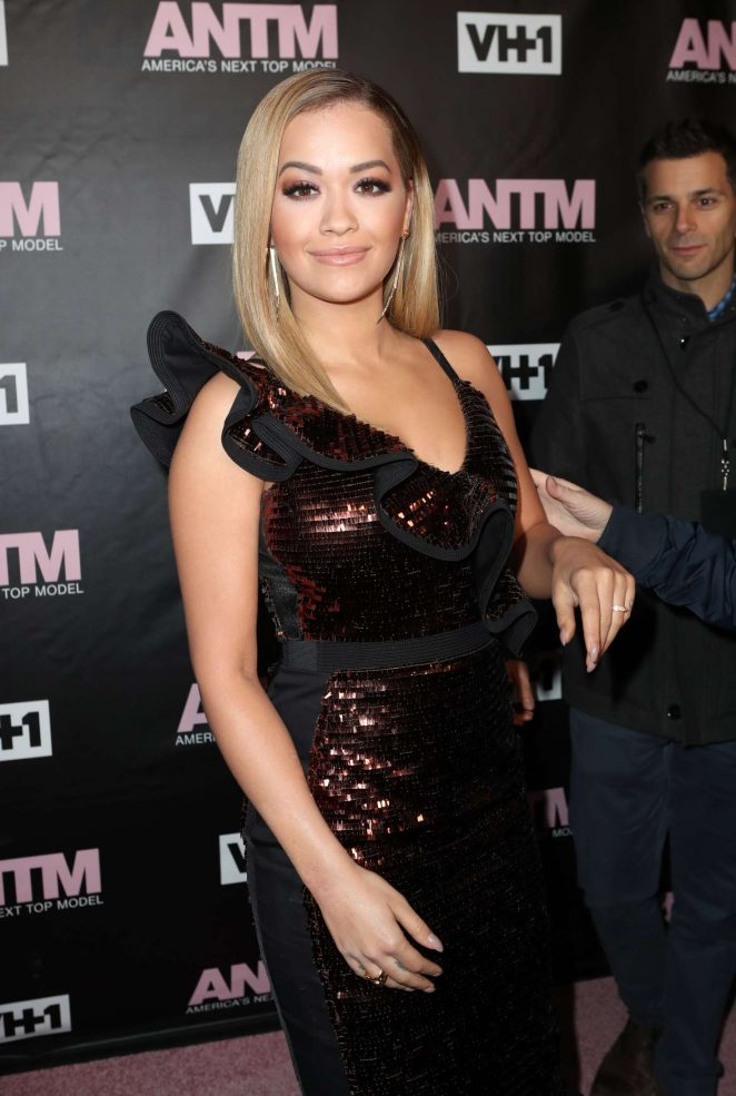 Rita Ora: Americas Next Top Model Premiere Party -54