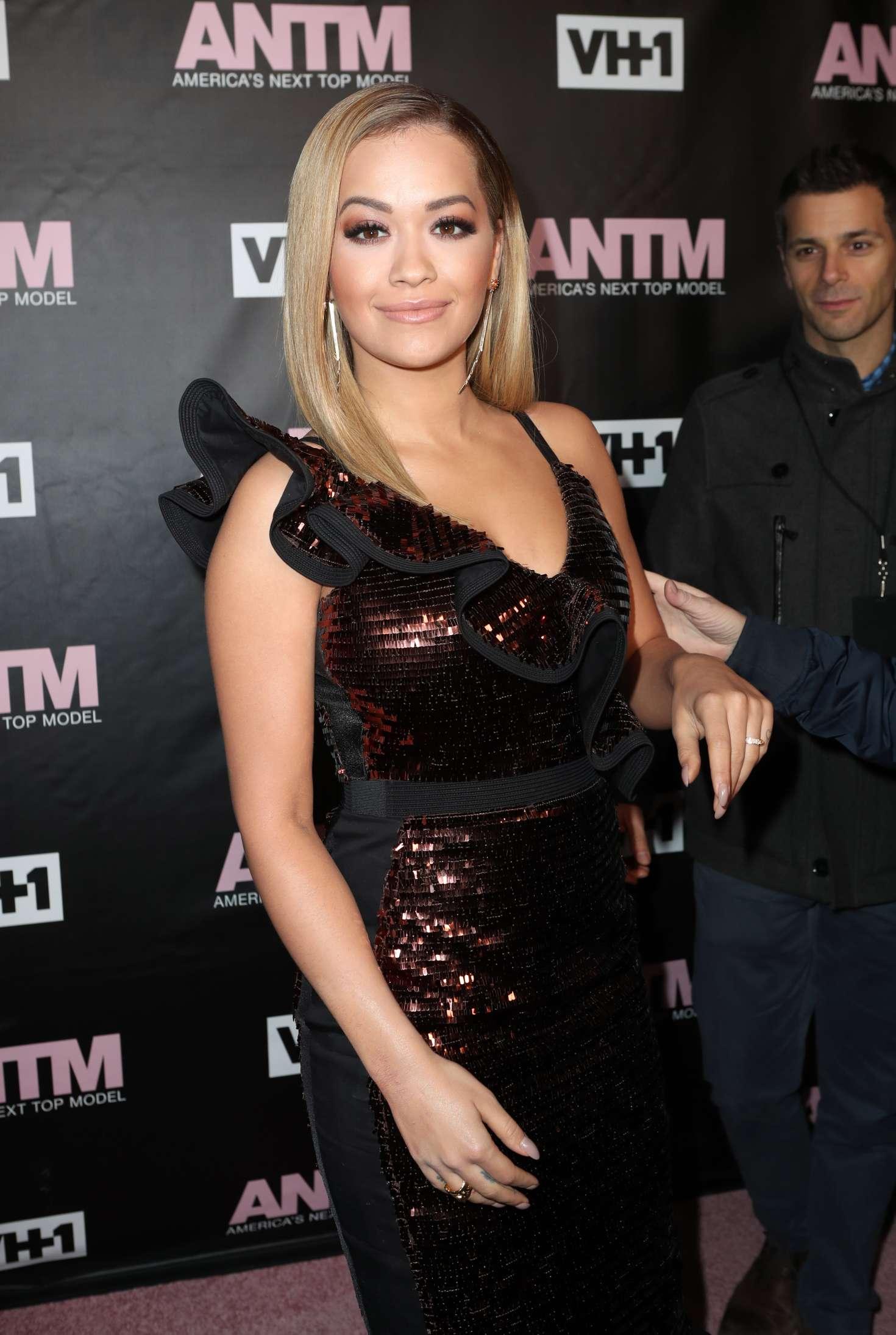 Rita Ora 2016 : Rita Ora: Americas Next Top Model Premiere Party -54