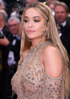 Rita Ora - Anniversary Soiree at 70th Cannes Film Festival