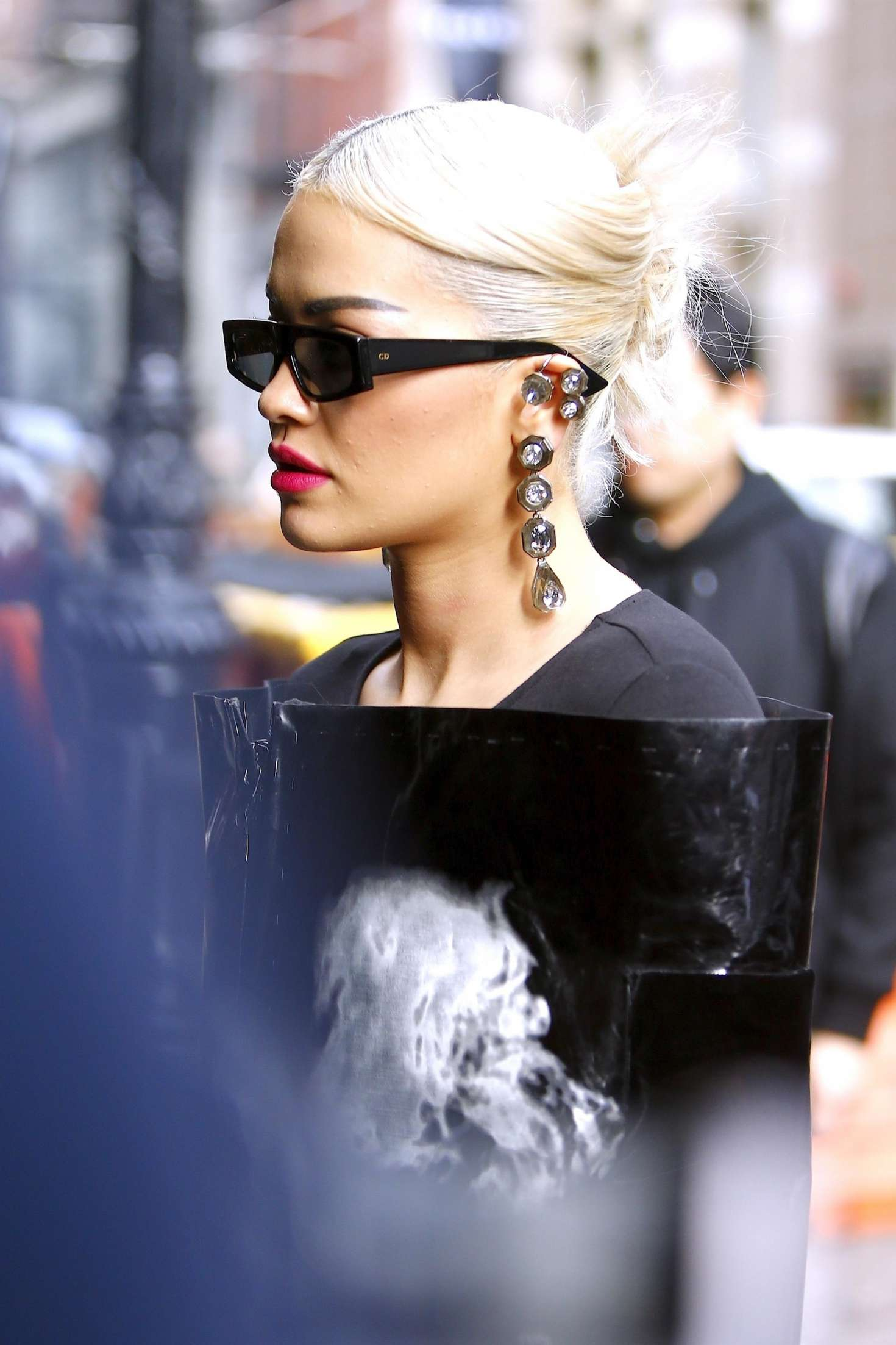Rita Ora 2018 : Rita Ora: Arrives at The Mercer Hotel -06