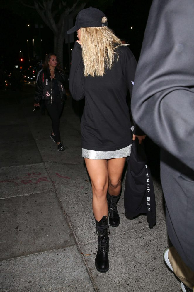 Rita Ora Arrives at Warwick Nightclub -09