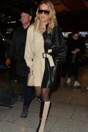 Rita Ora - Arriving in Paris