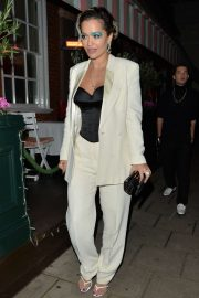 Rita Ora - Attending at Fashion Awards After Party in London