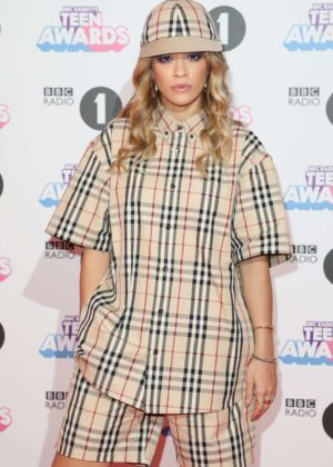 Rita Ora - BBC Radio 1 Teen Awards 2017 in London