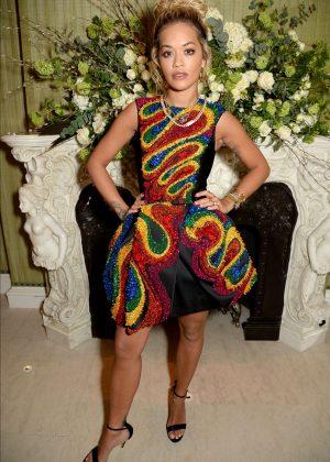 Rita Ora - British Vogue Fashion and Film Party 2018 in London