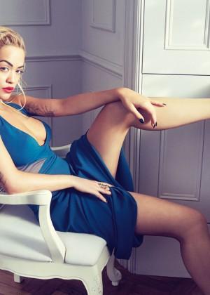 Rita Ora - Evening Standard Photoshoot (June 2015)