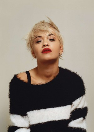 Rita Ora by Mario Testino for Miss Vogue (October 2015)