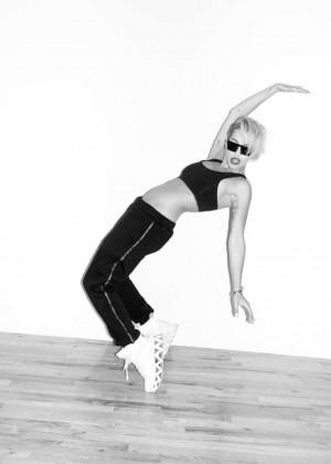 Rita Ora by Terry Richardson Photoshoot 2014