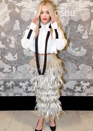 Rita Ora - Chanel Exhibition Party in London