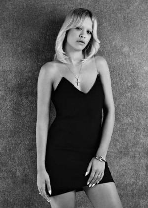 Rita Ora - Clash Magazine issue 97 2015
