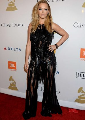 Rita Ora - Clive Davis Pre-Grammy Party 2017 in Los Angeles