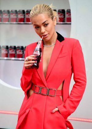 Rita Ora - 'Coca-Cola Zero Sugar Taste Lounge' Launch in London