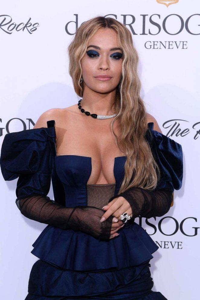 Rita Ora - De Grisogono Party at 70th Cannes Film Festival in France