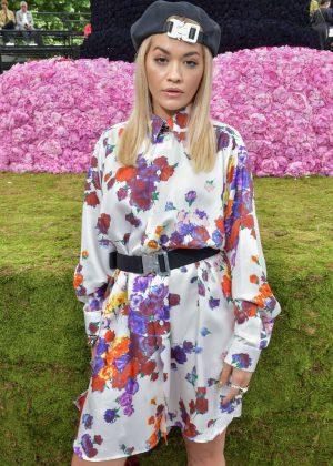 Rita Ora - Dior Homme Show SS 2019 at Paris Fashion Week