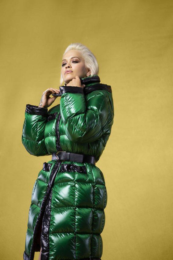Rita Ora - Escade The Fall Winter Collection 2019