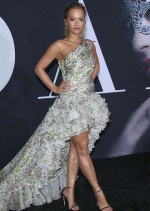 Rita Ora - 'Fifty Shades Darker' Premiere in Los Angeles