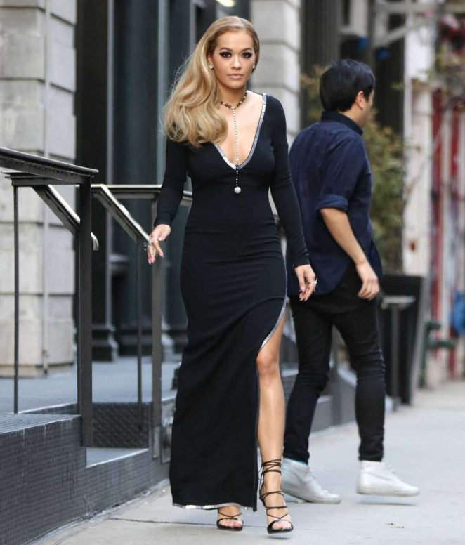 Rita Ora: Filming Americas Next Top Model -06