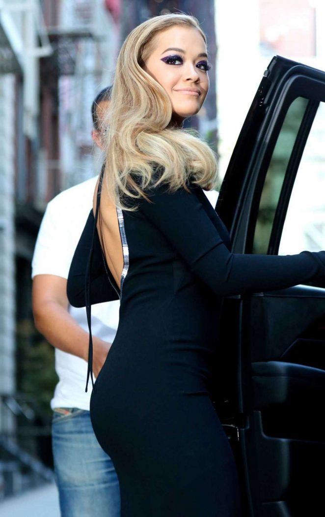 Rita Ora: Filming Americas Next Top Model -08