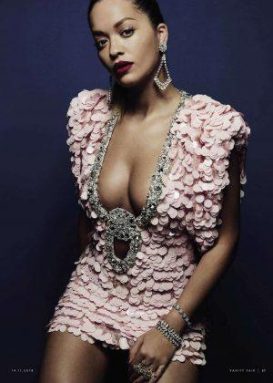 Rita Ora for Vanity Fair Italy Magazine (November 2018)