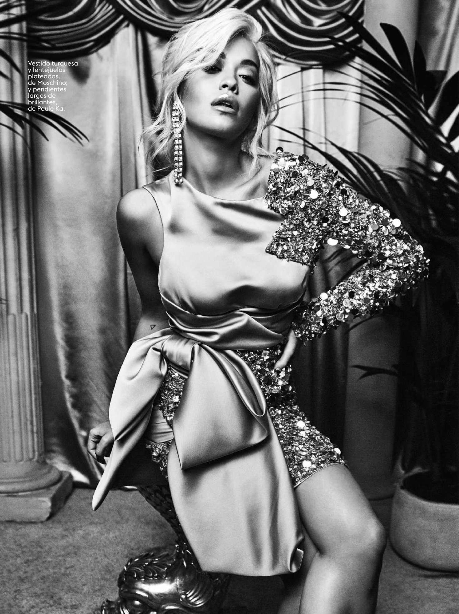 Rita Ora – Glamour Spain Magazine (December 2018)