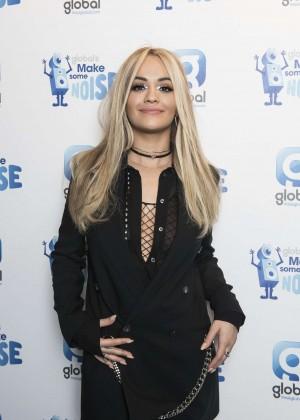 Rita Ora - Global's Make Some Noise Gala 2015 in London