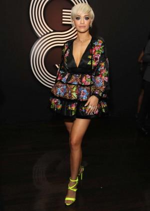 Rita Ora: GQ and Giorgio Armani Grammys After Party -04