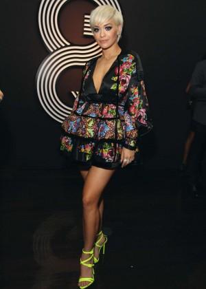 Rita Ora: GQ and Giorgio Armani Grammys After Party -07