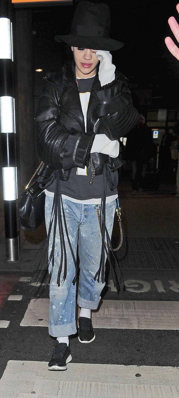 Rita Ora: Heathrow airport -13