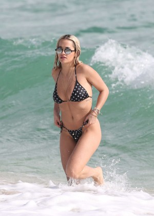 Rita Ora Hot Bikini Photos -03