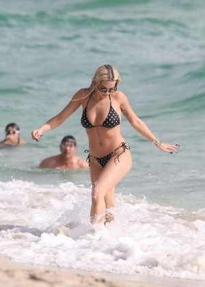 Rita Ora Hot Bikini Photos -04