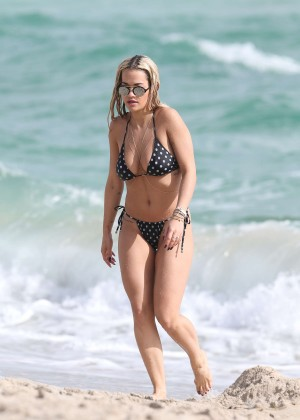 Rita Ora Hot Bikini Photos -09