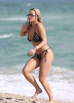 Rita Ora Hot Bikini Photos -12