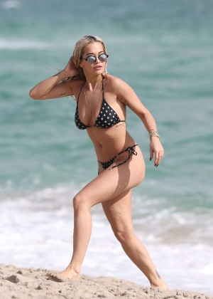Rita Ora Hot Bikini Photos -19