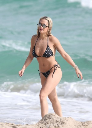 Rita Ora Hot Bikini Photos -24